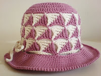 crochet patterns, how to crochet, sun hats,