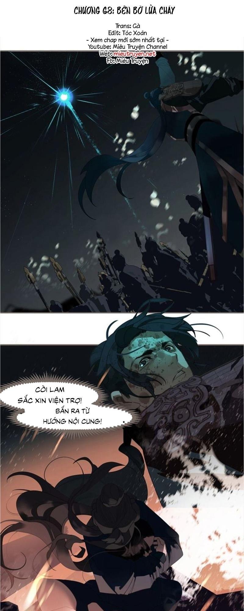 Nhất Đại Linh Hậu chap 114 - Trang 1