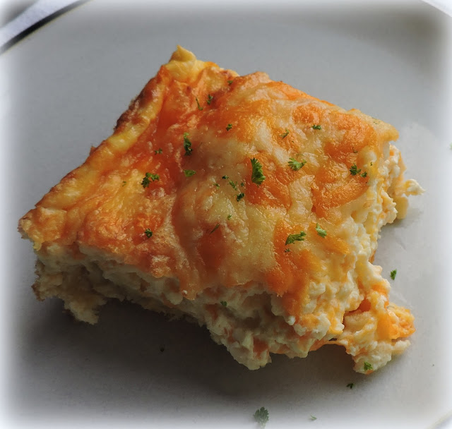 Mac and Cheese Pie
