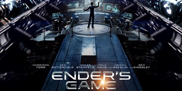 Screening Notes: Ender's Game (review)