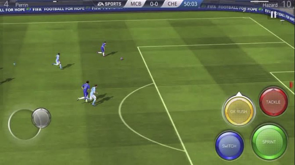 FIFA 14 Mod FIFA 18 Apk + Obb Data for Android
