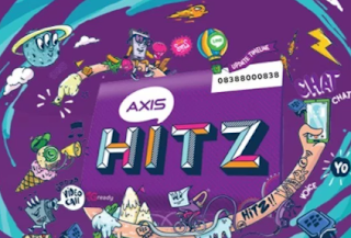 Kode Kuota Gratis Axis Hitz Terbaru 2018