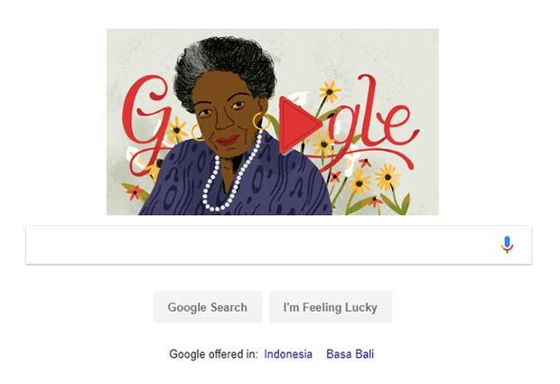 siapa dia yang ada di google doodle, dan hari ini Ulang tahun?