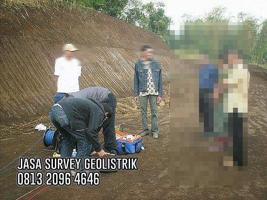 JASA SURVEY GEOLISTRIK BANDUNG