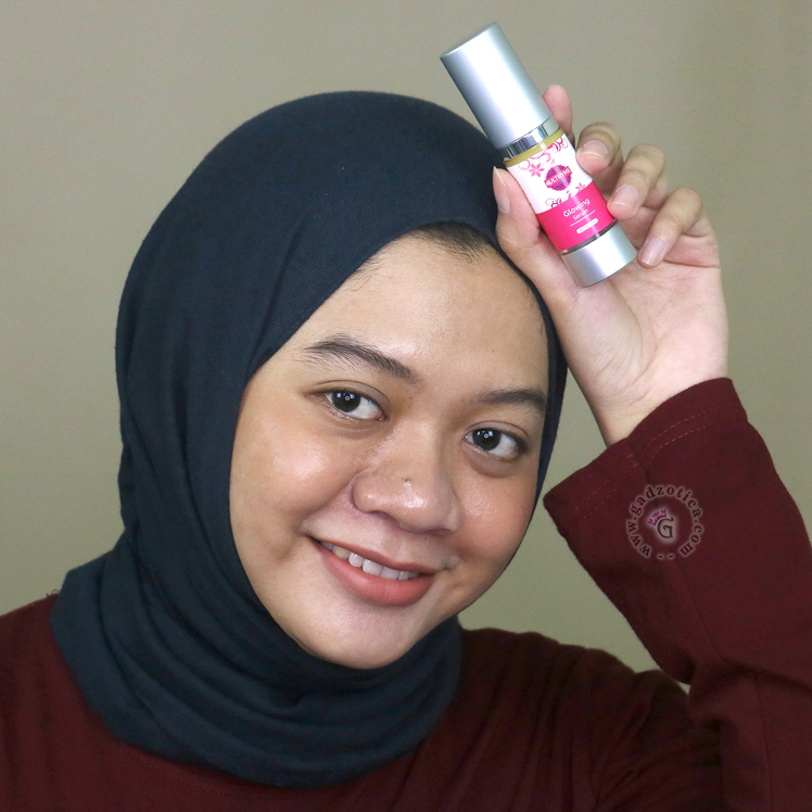 Review Ulthyme Glowing Serum