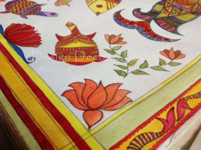 Madhubani Design