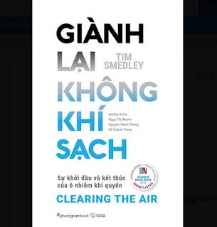 Sách Giành Lại Không Khí Sạch - Sự Khởi Đầu Và Kết Thúc Của Ô Nhiễm Khí Quyển ebook PDF EPUB AWZ3 PRC MOBI