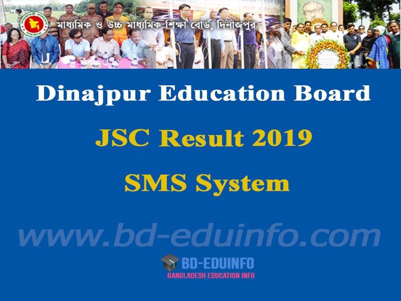 JSC JDC Examination Result 2019