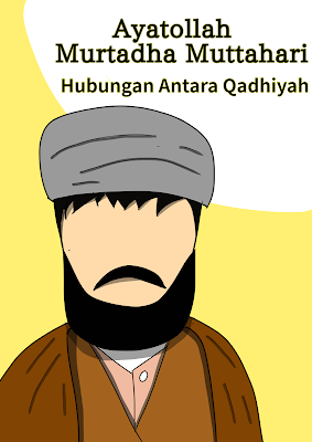 Hubungan antara Qadhiyah dalam ilmu Mantiq