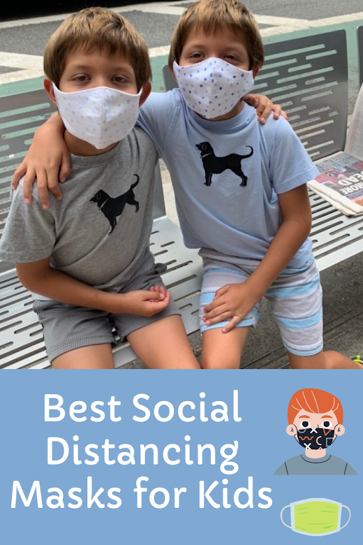 Favorite Parent Approved Distancing Masks for Kids