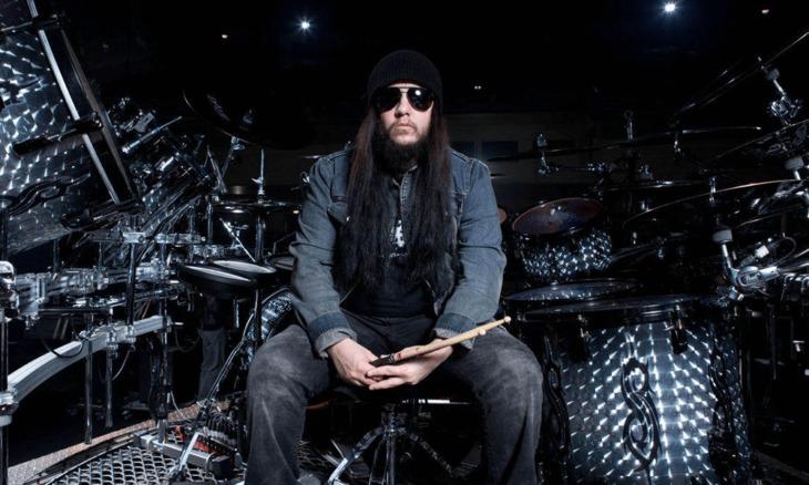 Muere Joey Jordison baterista fundador de Slipknot