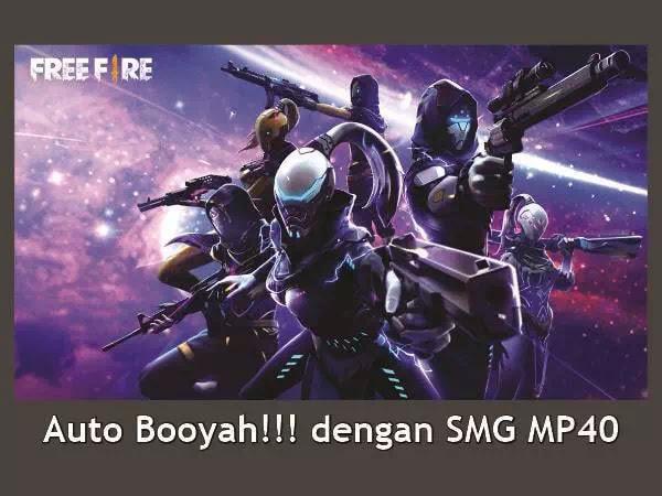 SMG MP40 Free Fire