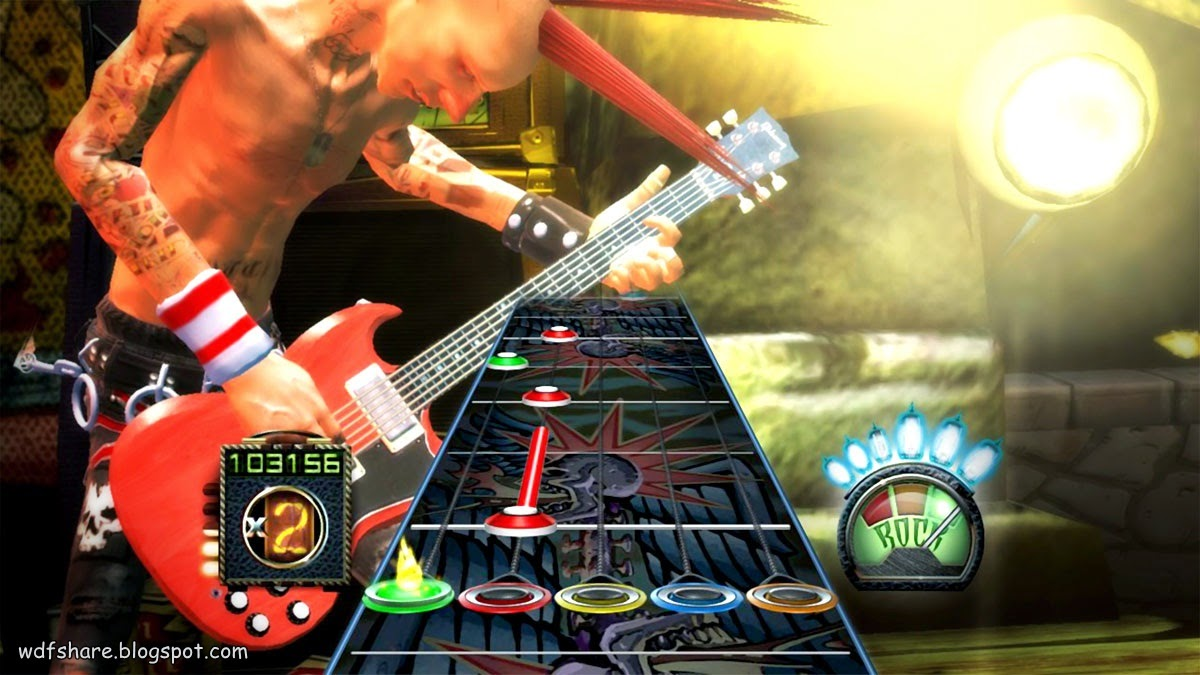 Guitar Hero 3: Legend of Rock Full Crack