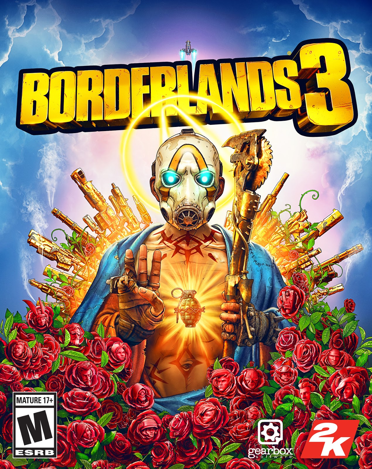 Descargar Borderlands 3