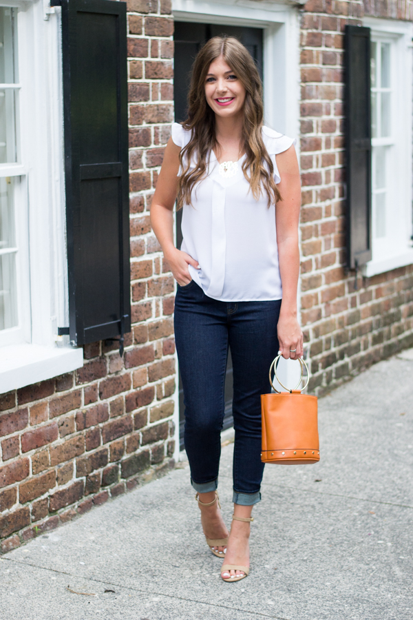 Denim That Can Be Worn From Desk to Date Night | Chasing Cinderella