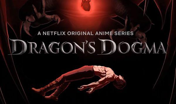 Serie anime Dragon's Dogma Netflix