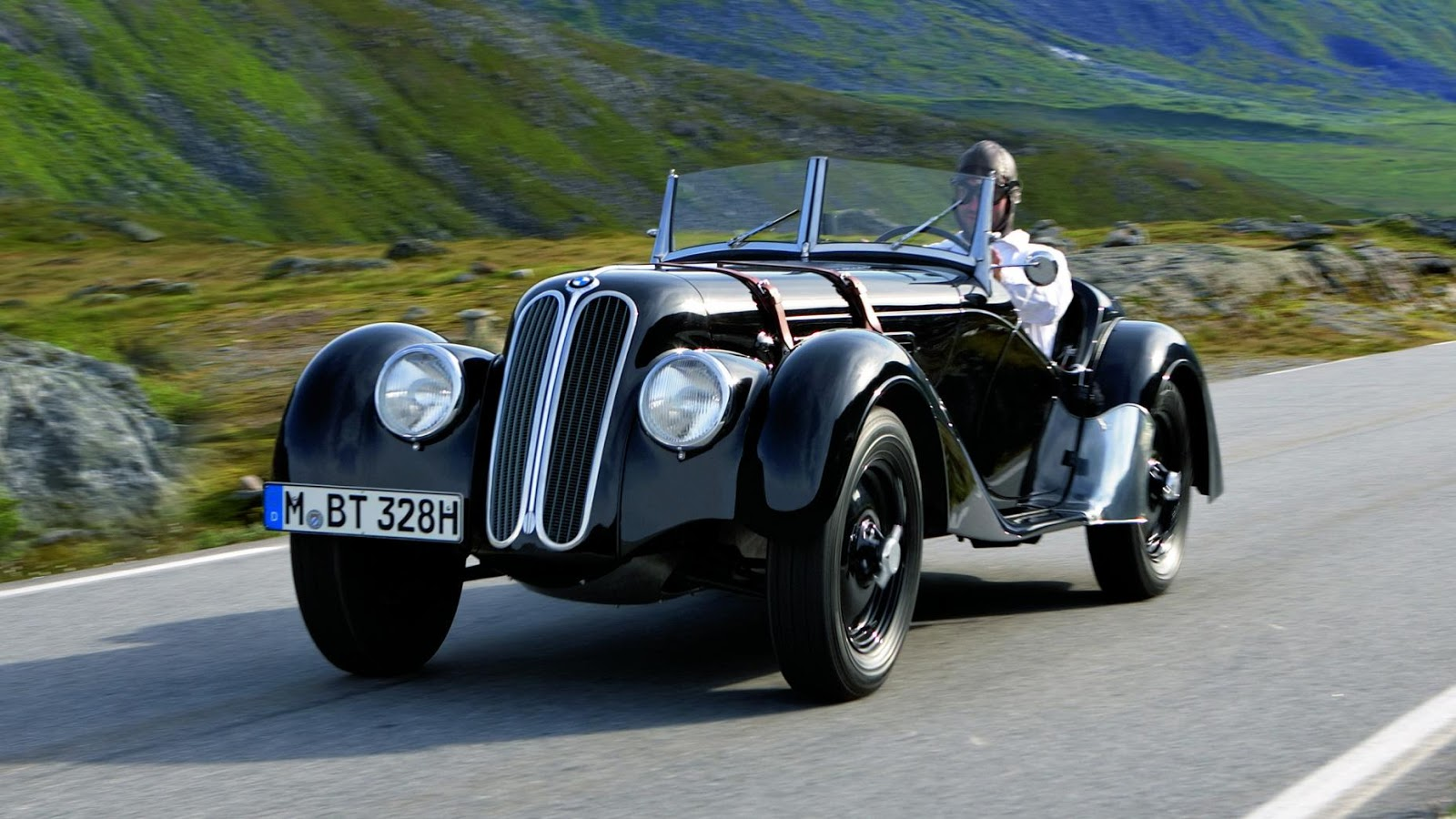 1936-1940 BMW 328