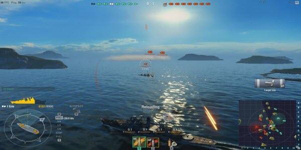 تحميل لعبة World of Warships للحاسوب