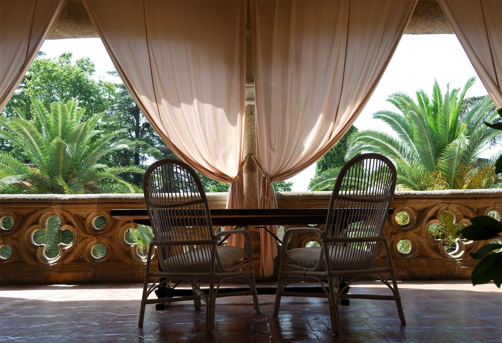 parador jarandilla vera extremadura caceres luxury hotel spain