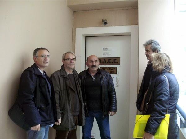 Δίνουν προθεσμία 15 ημερών στους υπαλλήλους του ΟΑΕΕ Καστοριάς