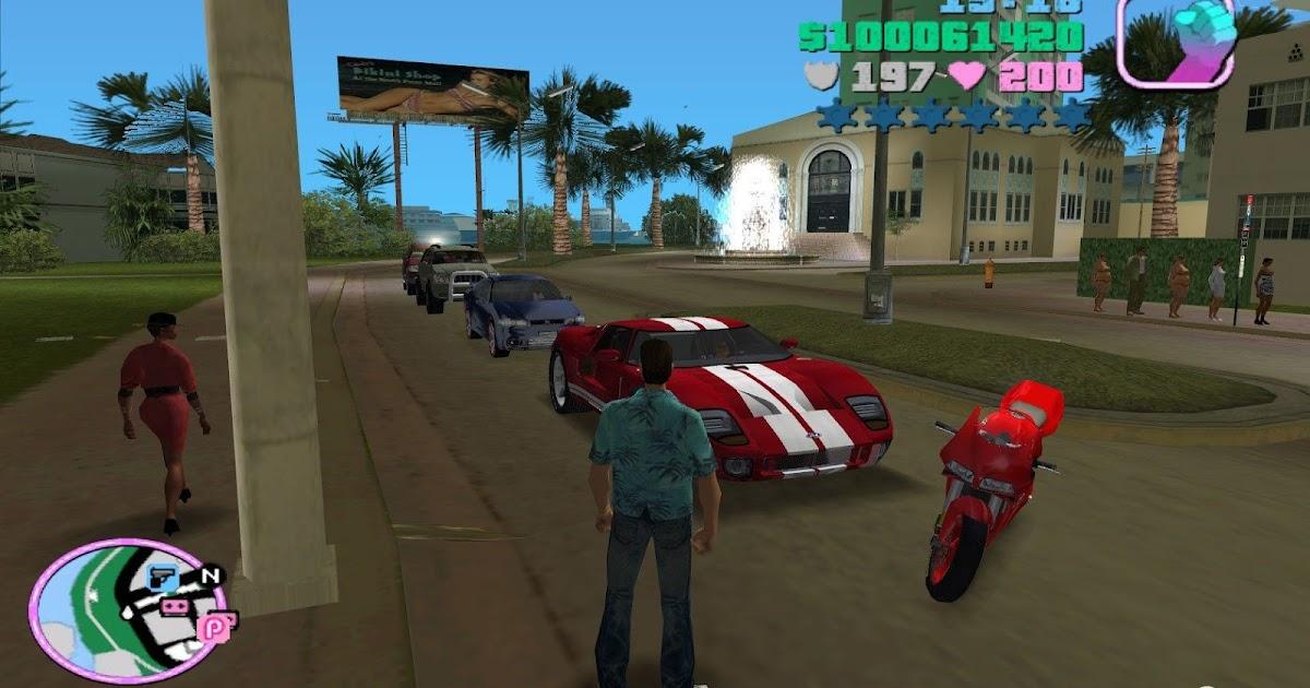 6e1edb8576602ac49d64d45199739c75 - Download GTA Vice City game for free, - Free Game Hacks