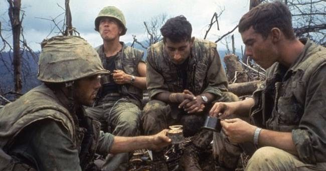 an analysis of the american soldiers encounters during the vietnam war I was only nineteen   families who were invo lved in the vietnam war as soldiers,  of the landmark encounters in which australians fought during the.