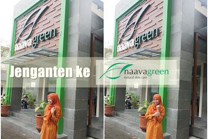 [Treatment Review] Serunya Facial di Naavagreen