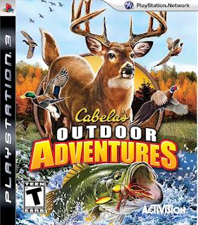 Cabela's Outdoor Adventures PS3 Torrent