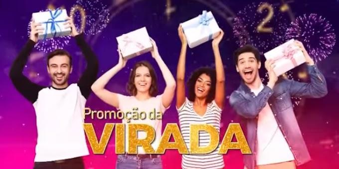 Grande promoção da virada Armazém Paraíba