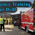 OEM conducting full scale training exercise in Canyon