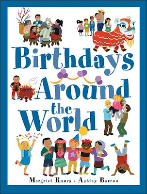Birthdays Around the World is a fun look into how kids from 14 different countries celebrate their birthdays. From parties with cakes or piñatas to giving out treats to friends to dancing to not even celebrating your specific day of birth but another time, Birthdays Around the World shows that there are all kinds of ways to celebrate!