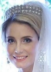 diamond tiara kelantan princess cik puan sofie louise malaysia