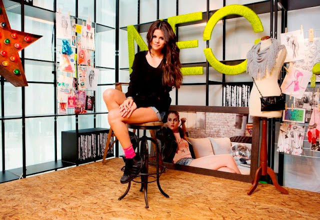 adidas NEO Label, Selena Gomez Collection, Selena Gomez, adidas, teenage girls, rock chic, rock roll, edgy look