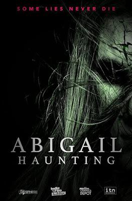 Abigail Haunting 2020 DVD Custom HD NTSC Latino