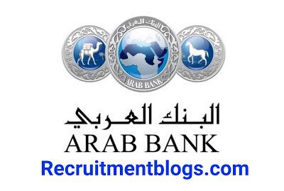 Self Services Officer At Arab Bank