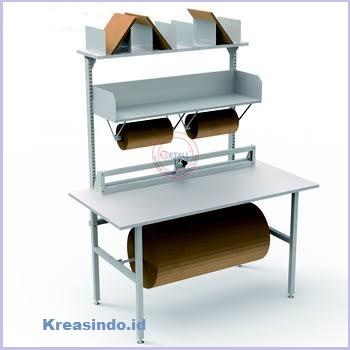 Jasa Pembuatan Meja Packing Besi Berkualitas di Jabodetabek dan Sekitarnya