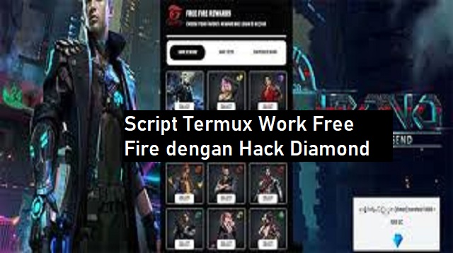 Script Termux Work Free Fire