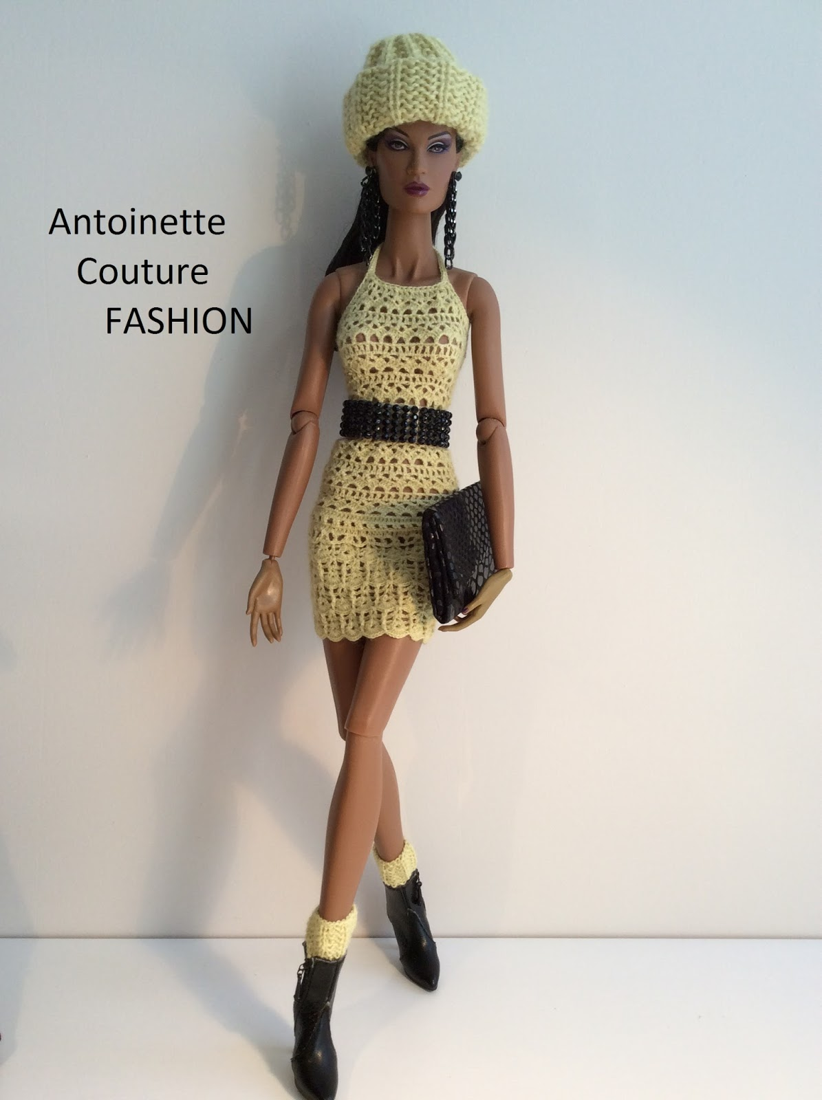 Fashion Dolls Couture Unlimited Zig Zag And Leopard