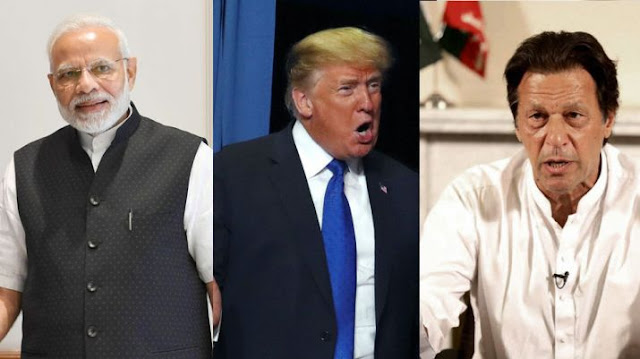 After call with PM Modi, Trump dials Imran Khan, asks to 'Moderate Rhetoric'