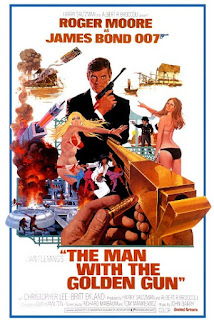 James Bond 007 The Man with the Golden Gun (1974) 007 เพชฌฆาตปืนทอง ภาค 9
