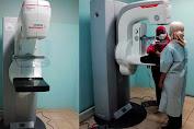 YKI kini ada mesin Mammomat Revelation untuk deteksi Kanker Payudara