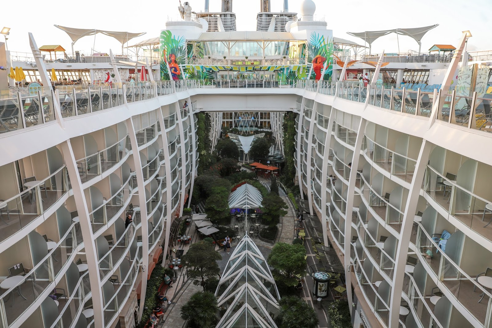 Central Park | Oasis of the Seas
