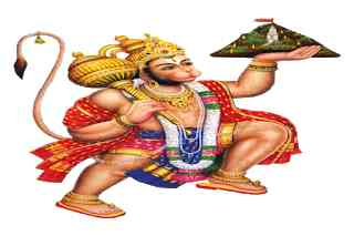 Sankat Mochan Naam Tiharo Hanuman Ashtak Lyrics In Hindi