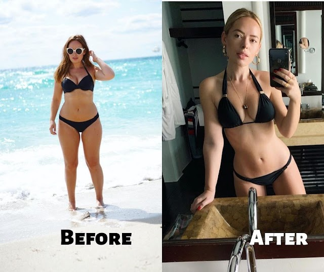 Tanya Burr weight loss secrets revealed : How she lose weight WITHOUT dieting