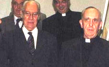 Methol Ferré y Bergoglio