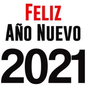 2021 feliz año nuevo png