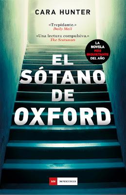 El sótano de Oxford - Cara Hunter (2021)