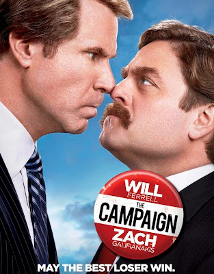 Download The Campaign (2012) 300MB BRRip 480p Dual Audio