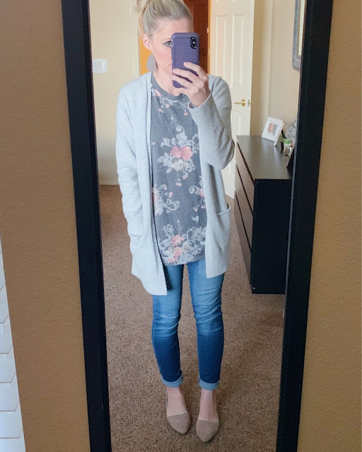 Daily Outfits- January Review