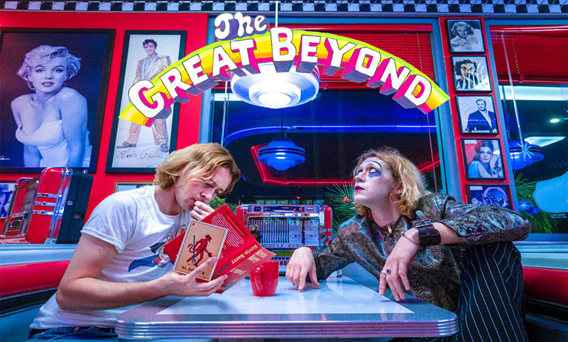 """Premiere: The Great Beyond's psychedelic campfire """"Automatic Love"""" from the upcoming album """"Heaven is a Room"""""""
